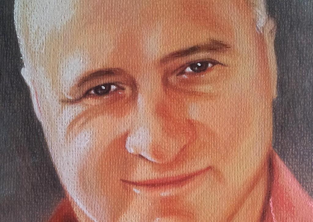 Где заказать портрет пастелью в Екатеринбурге