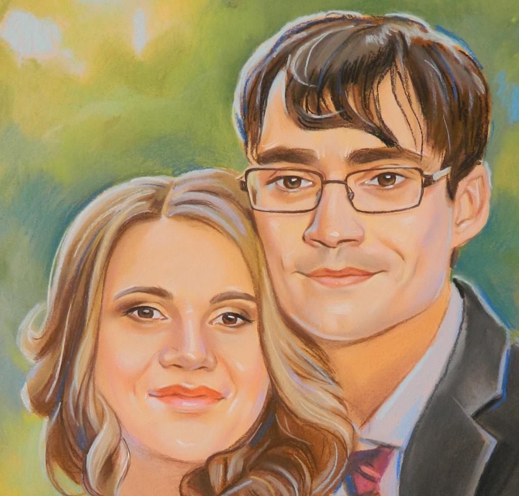 где рисуют портреты пастелью в екатеринбурге