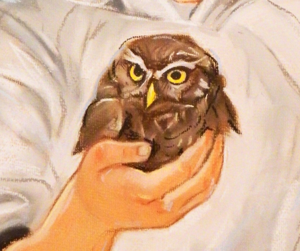 нарисовать детский портрет пастелью в екатеринбурге