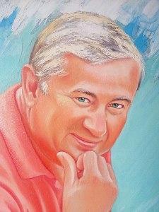Портрет маслом директору