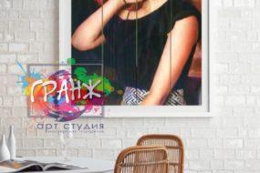 Картины на досках купить в стиле лофт Екатеринбург